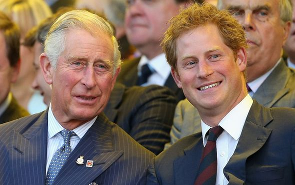 Prince Harry has openly criticised his father