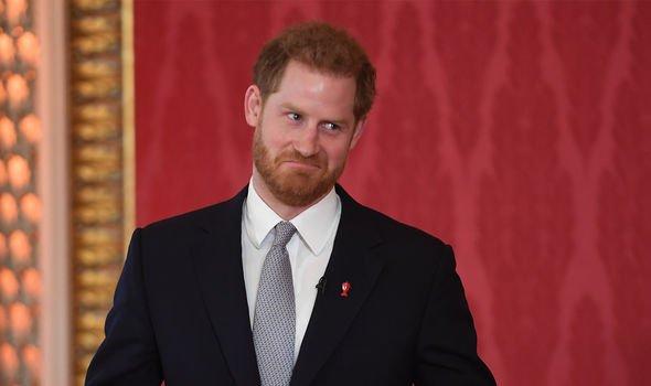 prince harry news royal family