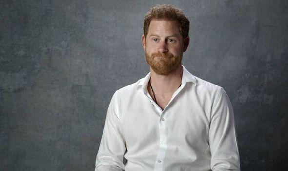 Prince Harry spoke to the BBC documentary