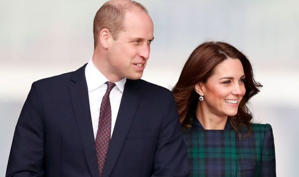 Prince William and Kate tried to stay casual