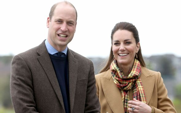 Prince William and Kate have a 'love match'