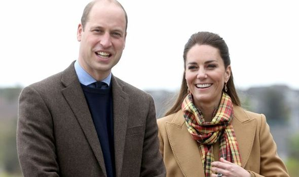 Prince William and Kate are 'helping the Queen'