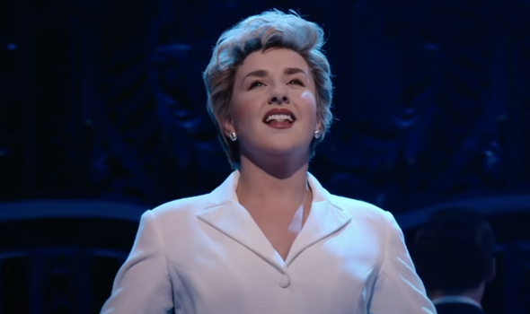 Princess Diana news: Jeanna de Waal is playing Diana in the musical 'Diana: A True Musical Story'