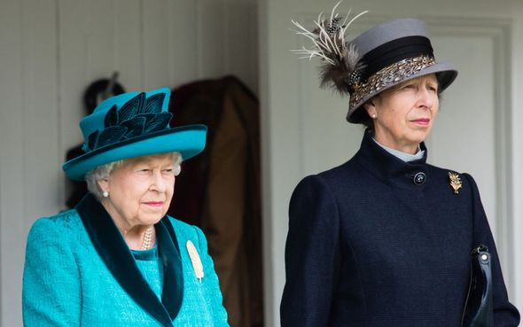 Princess Anne is a reliable figure in the family