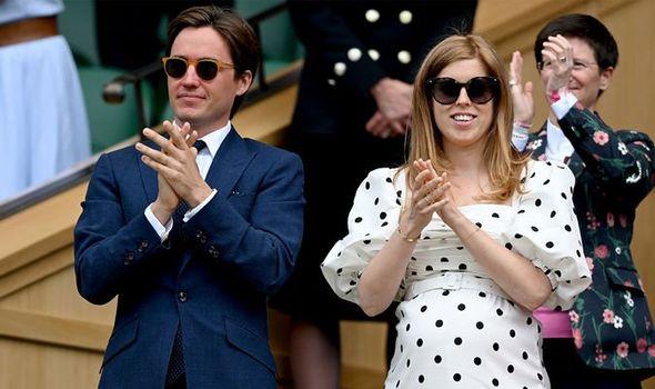 Princess Beatrice and Edoardo Mapelli Mozzi