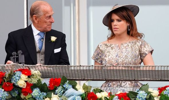 Princess Eugenie discovered their mutual interest