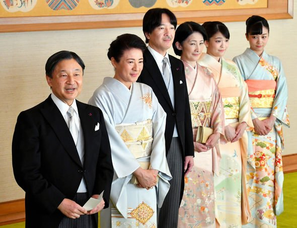 The Imperial Family