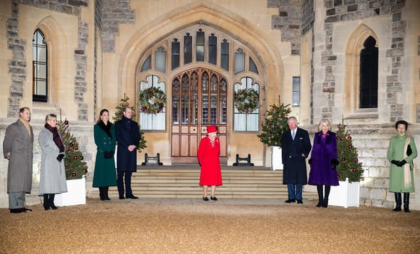 Queen and Royal Family