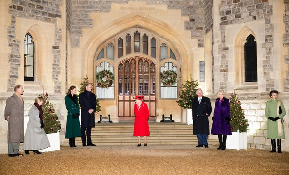 queen news engagements royal family working members sophie wessex princess anne charles