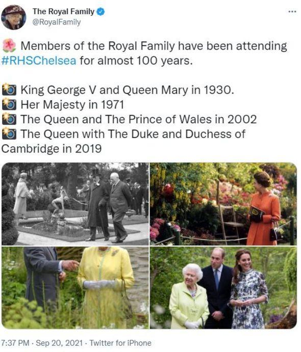 royal family twitter