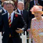 Alan Titchmarsh has regularly met members of the Royal Family