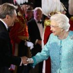 Alan Titchmarsh meets the Queen for her 90th birthday