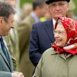 Alan Titchmarsh was a regular fixture at the Chelsea Flower Show