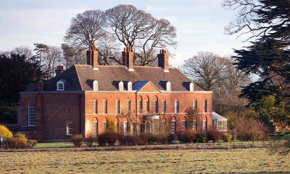 Anmer Hall in Sandringham