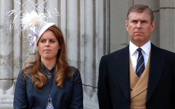 Beatrice and Andrew