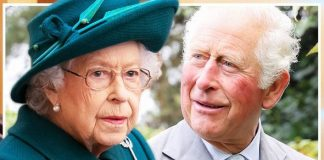 Charles and Queen graphic