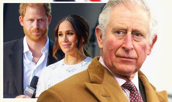 Charles could deny Meghan and Harry royal perk