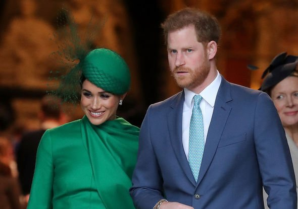 Harry Meghan Commonwealth Day