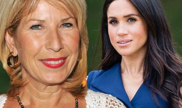 Jennie Bond: The veteran royal reporter previously warned Meghan Markle
