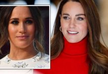 Kate Duchess of Cambridge Meghan Markle