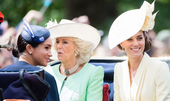 Kate Middleton: The two come from completely different backgrounds