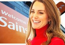 Kate Middleton's trip to Sainsbury's to buy Halloween costumes: 'Couldn't believe it'