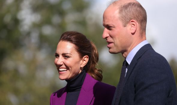 Kate and William in Northern Ireland