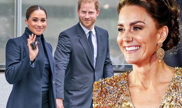Kate Middleton news: A royal expert has said the Duchess 'has her own style'