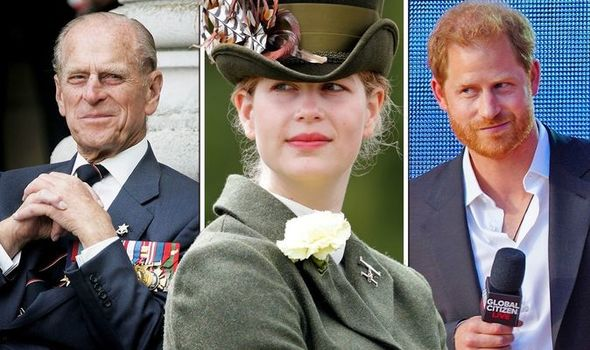 Lady Louise Windsor tipped to 'step up' to help fill roles left by departed royals
