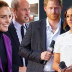 Meghan Harry William Kate Middleton