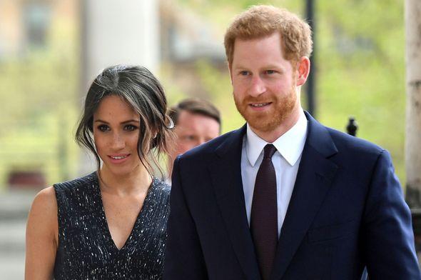 Meghan Markle Prince Harry latest
