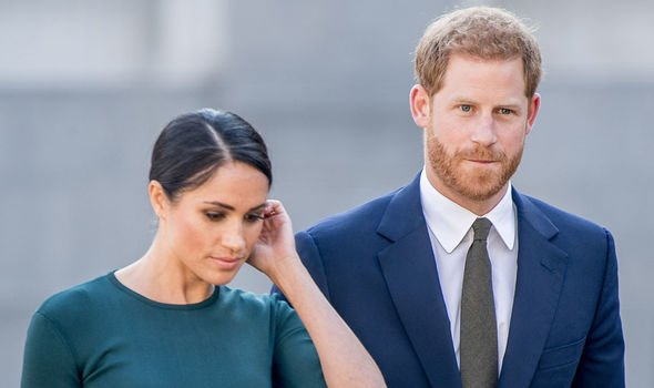 Megxit: The pair exited the Royal Family in January 2020