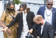 New York City: Meghan and Harry in Big Apple
