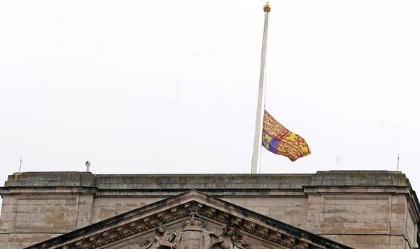 Palace flag