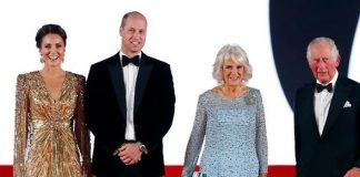 Prince Charles 'distanced' from others at premiere says royal expert