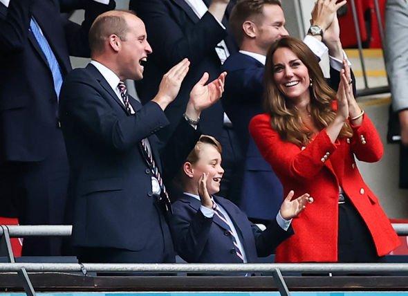 Prince Charles tribute: Royals