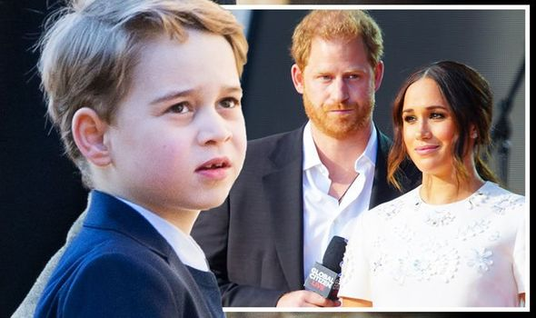 Prince George could be in for a huge prize