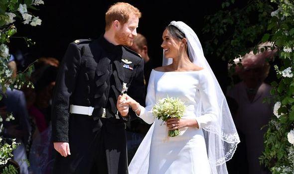Prince Harry and Meghan wedding