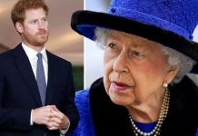 Queen and Harry