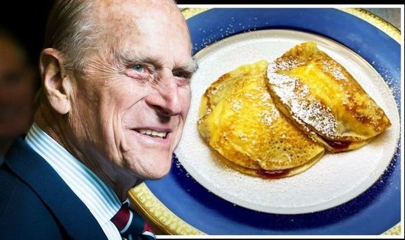 Prince Philip 'fell in love' with dessert in Iceland – used often at royal dinner parties