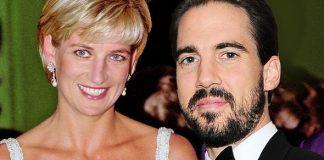 Prince Philippos of Greece / Princess Diana