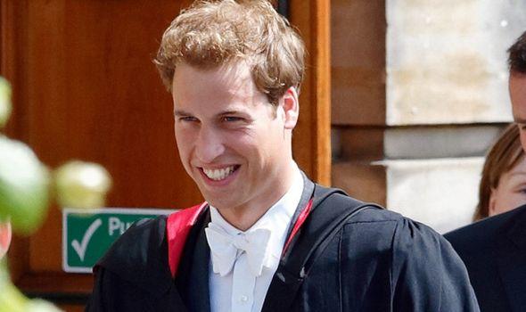 Prince William: Future king at graduation