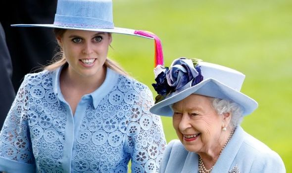 Princess Beatrice baby: All the royals who have honoured Queen in their children's names