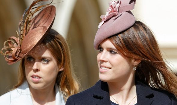 Princess Beatrice recently gave birth to her first child