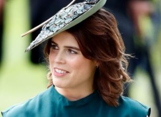 Princess Eugenie attends day three, Ladies Day, of Royal Ascot in 2019