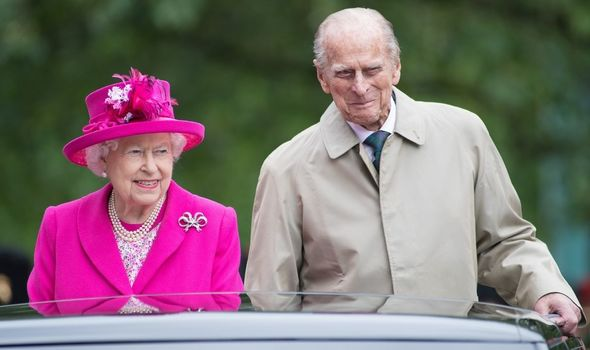 Queen: Said goodbye to husband Philip in April