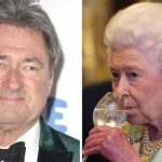 Queen left Alan Titchmarsh red faced with cheeky remark