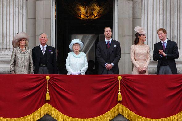 Queen's Diamond Jubilee in 2012