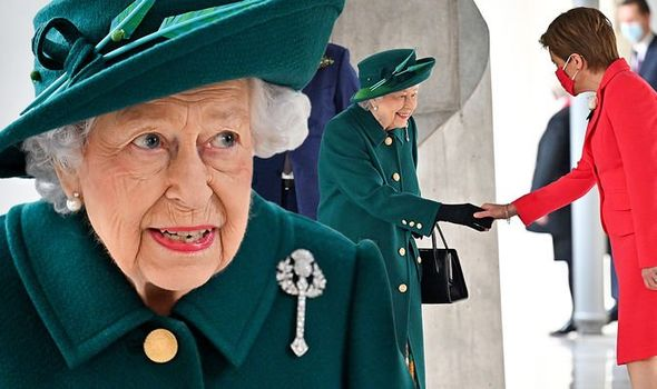Queen will address Holyrood's MSPs