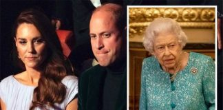 The Cambridges and the Queen